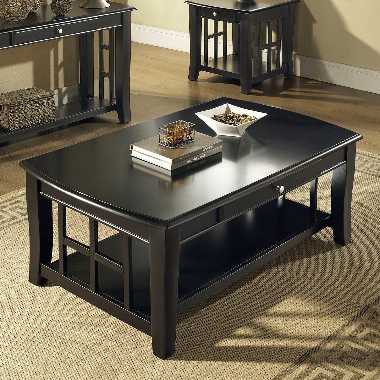 Steve Silver Winston 4 Piece Coffee Table Set In Distressed Tobacco Coffee Table Coffee Table Wood Metal Coffee Table [ 899 x 1000 Pixel ]