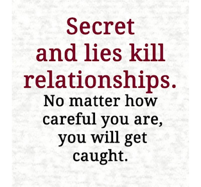 10 THINGS A WOMAN WILL LIE ABOUT AND WHY