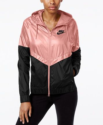 Nike Colorblocked Windrunner Jacket  2e8e24d89