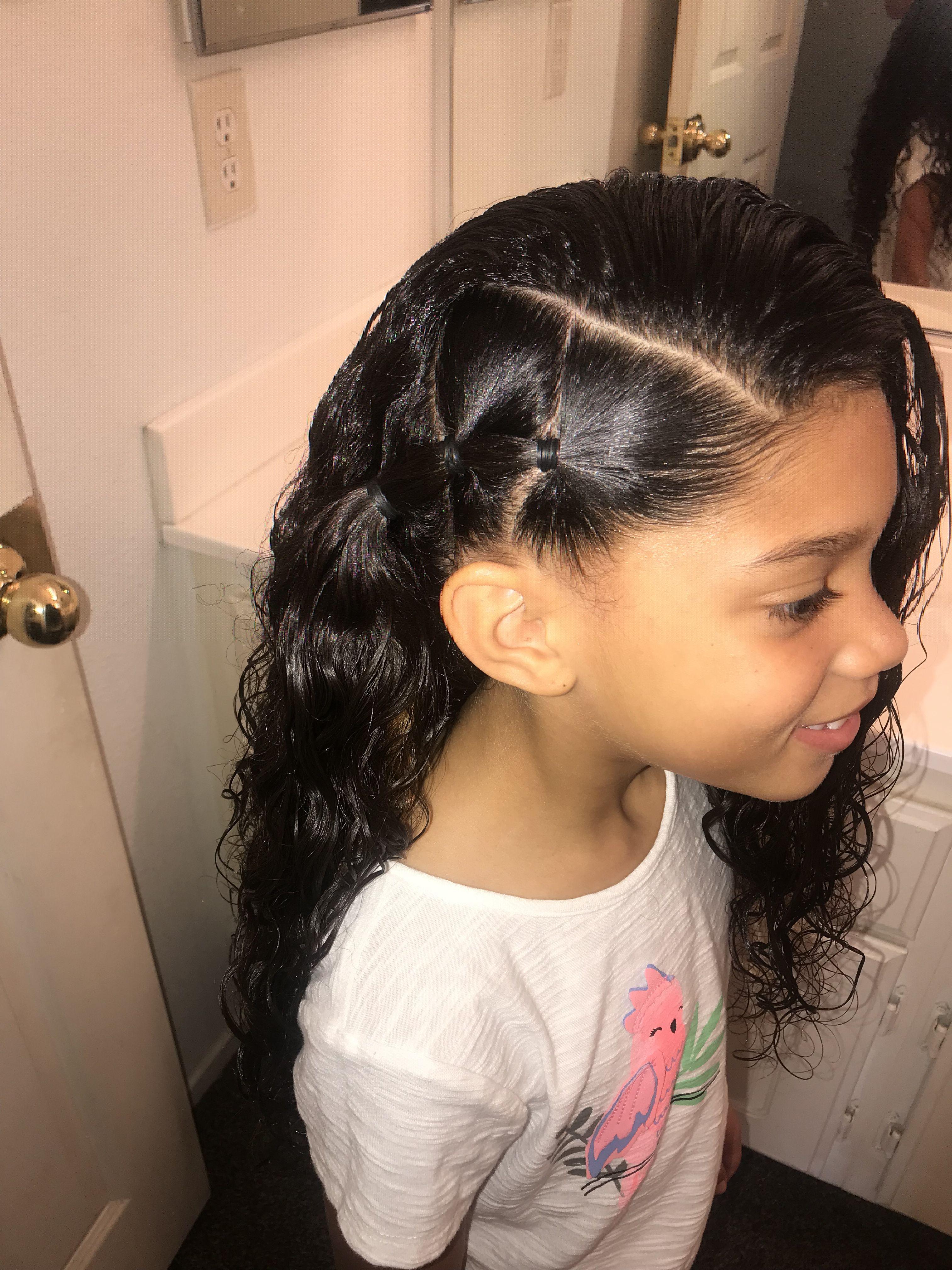 Little girl hairstyles mixedgirls littlegirlhairstyles  ...