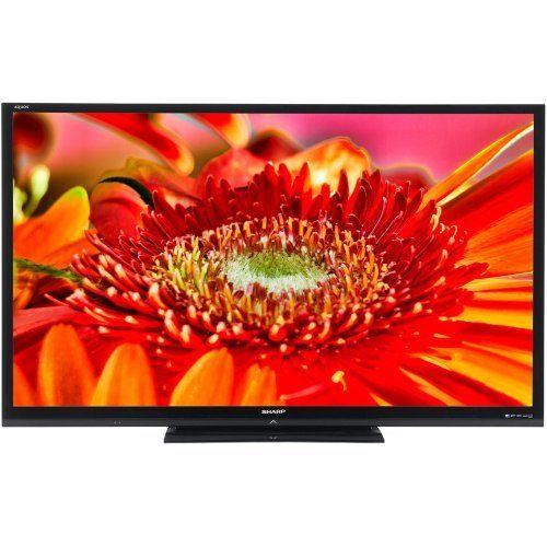 Sharp Lc80le642u 80 Inch 1080p 120hz Lcd Tv 80 Inch Tvs Lcd Tv Samsung Tvs