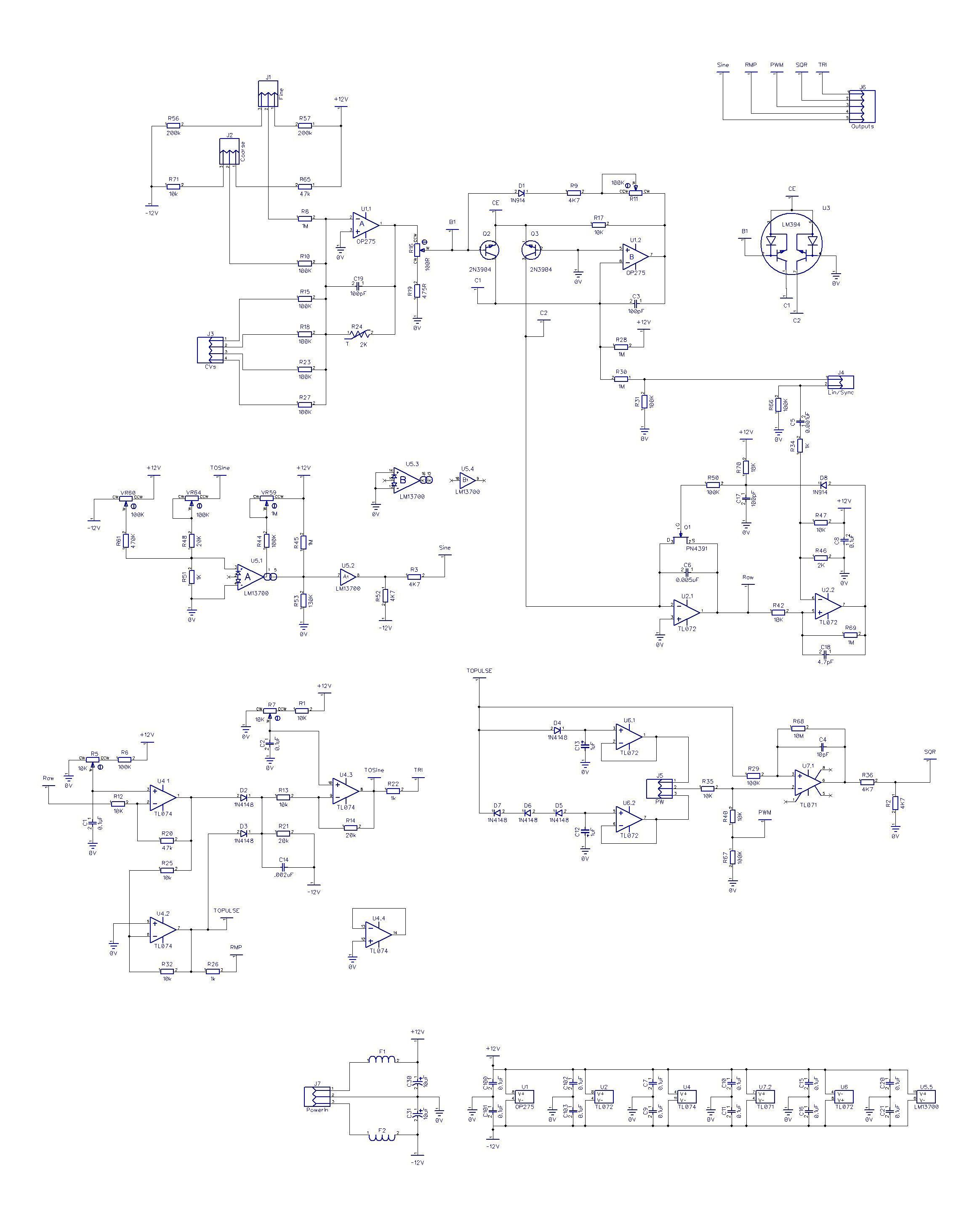 The 25+ best Voltage controlled oscillator ideas on Pinterest ...