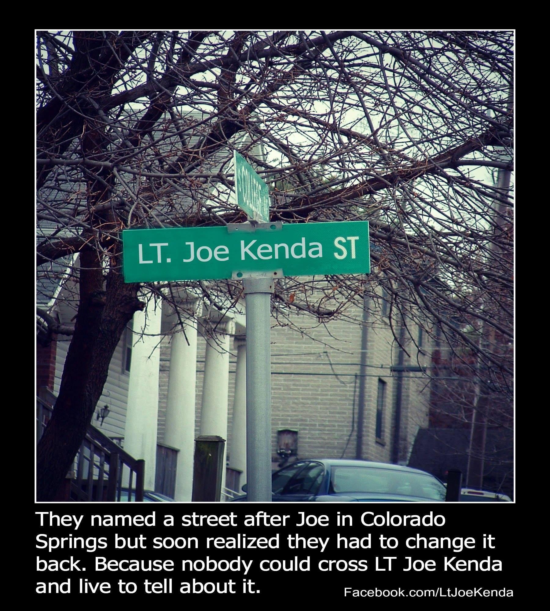 Joe Kenda Nose Scar   butik.work