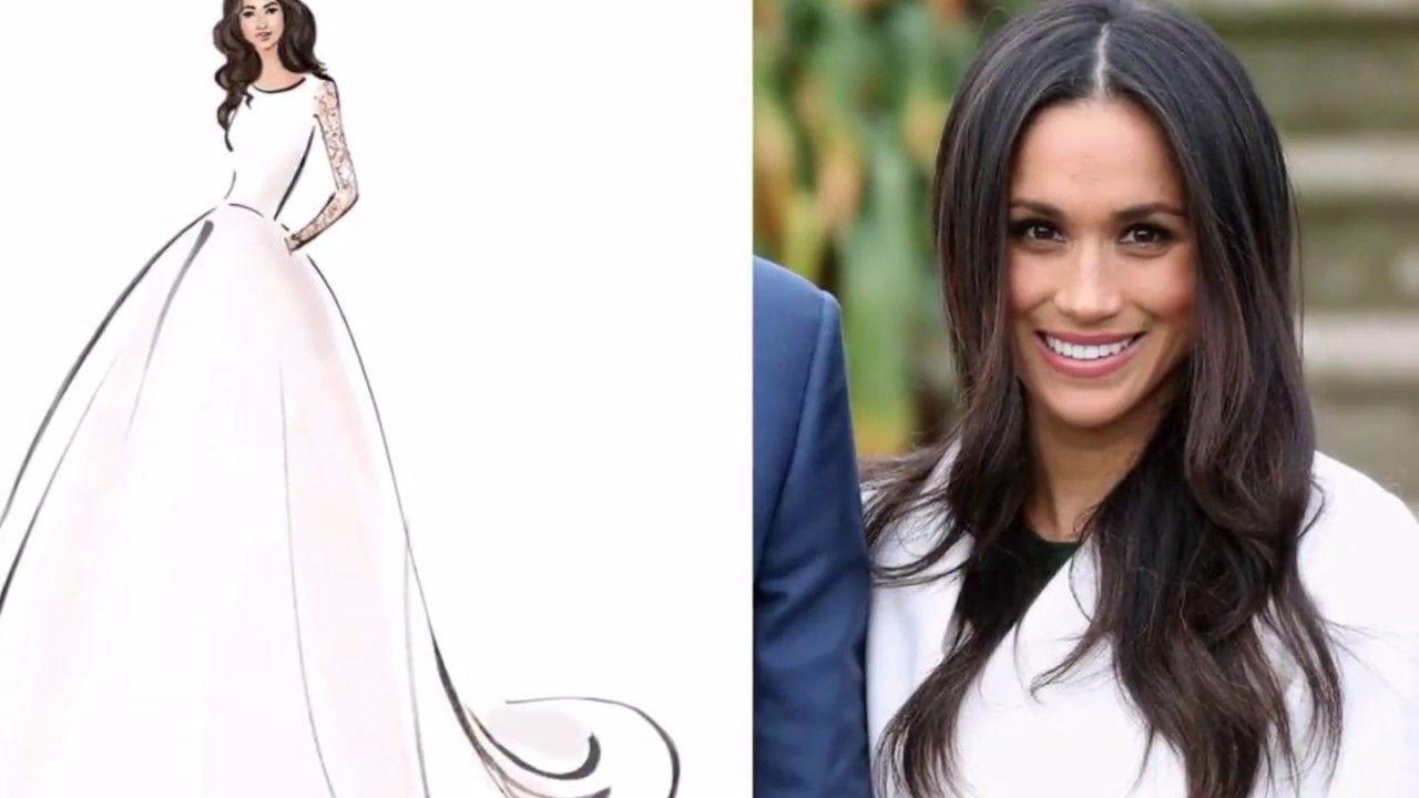 this is what meghan markle s first wedding dress meghan markle wedding dress choose wedding dress wedding dress cost pinterest