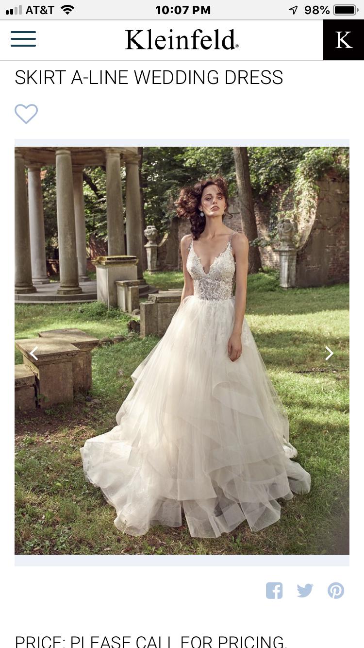 Pin by Sydney Boulter on My wedding Wedding dresses