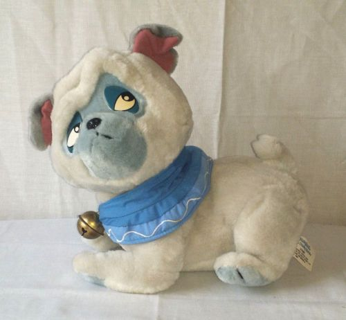Disneyland Walt Disney World Pocahontas Percy Pug Dog Stuffed