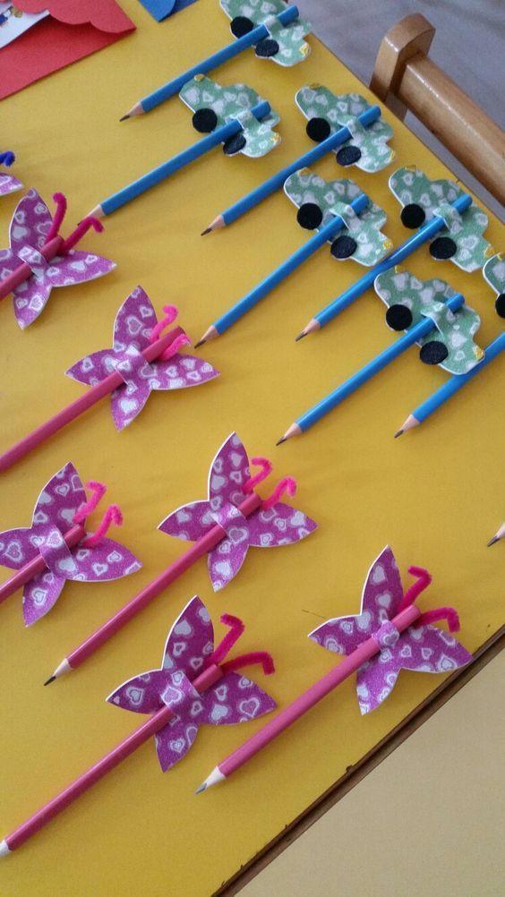 Photo of Lembrancinha de borboleta para Dia das Crianças – Como fazer em casa