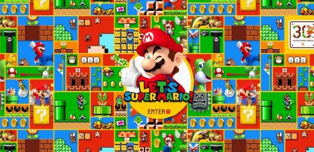 Lets Super Mario Wallpaper Super mario wallpaper
