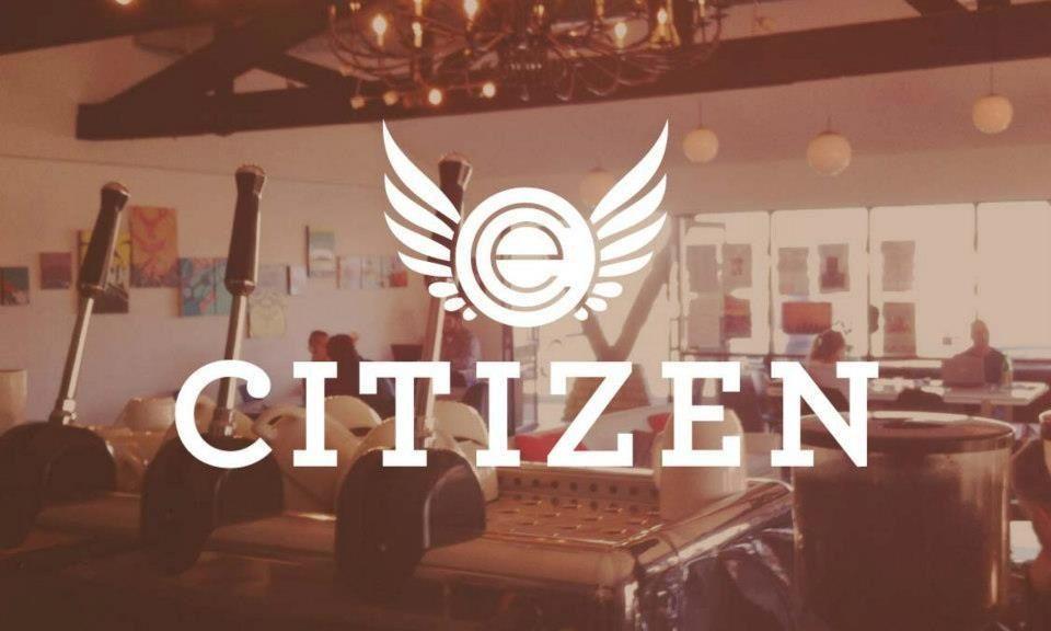 Citizen Espresso Bar / Phoenix Arizona coffee shop / graphic designer Kirsten Sorensen - Newkirk / www.citizenespressobar.com