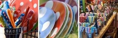 Some like it DOT: Colourful tableware