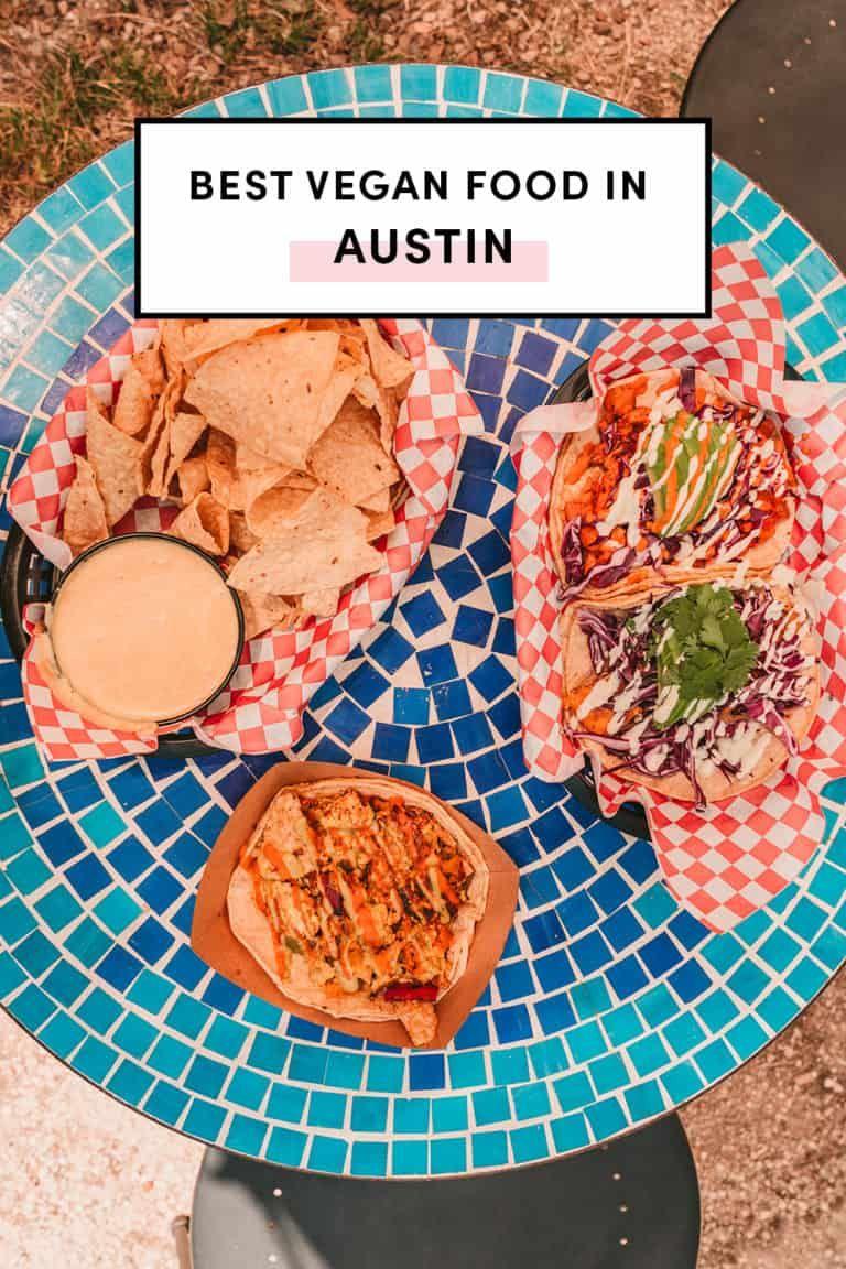 21 Best Vegan Restaurants In Austin Vegan Restaurants Best Vegan Restaurants Vegan