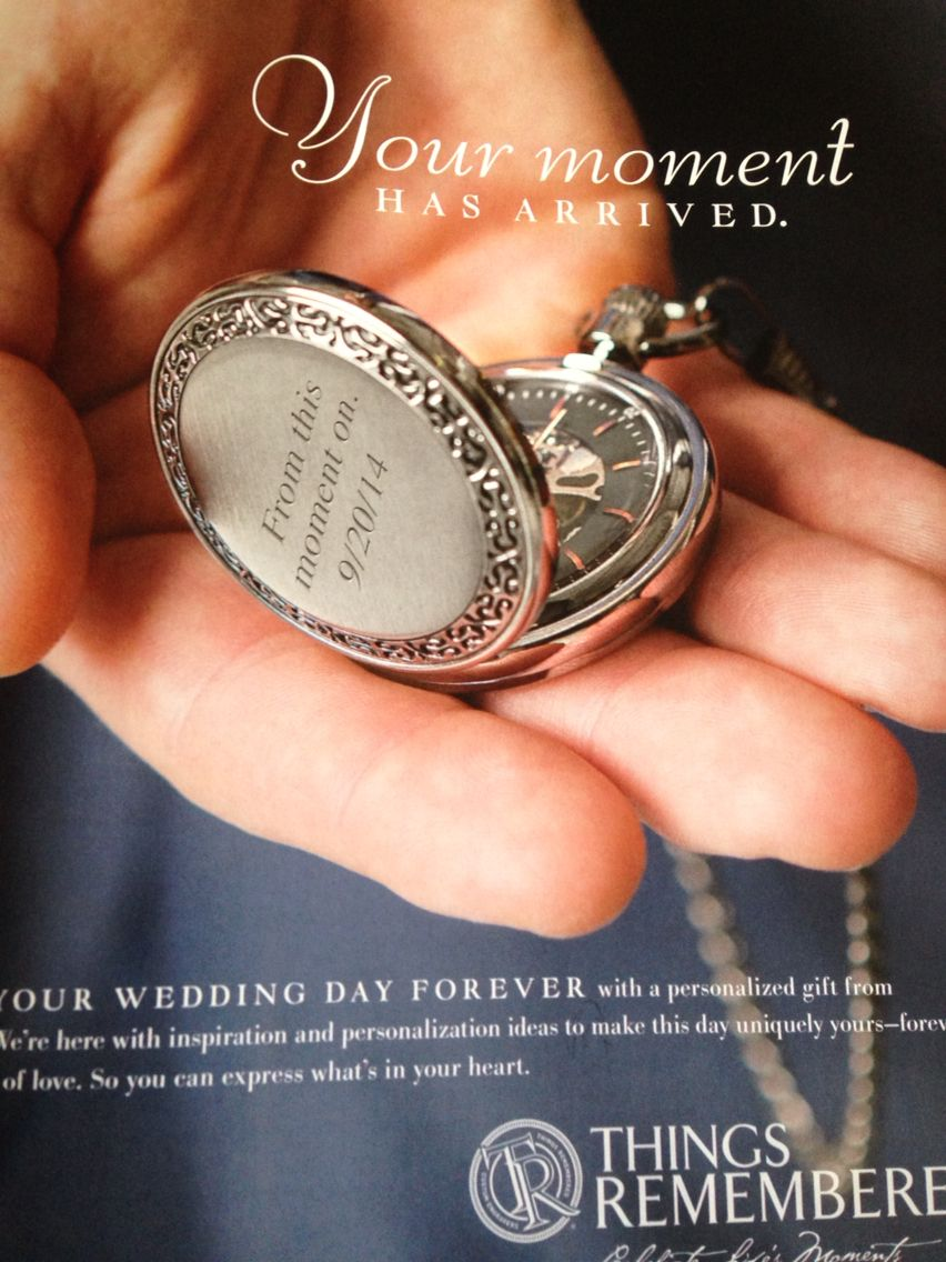 Perfect Grooms Gift And This Date Is Actually The Date He Proposed Our Wedding Day Groom Gift Wedding Gifts