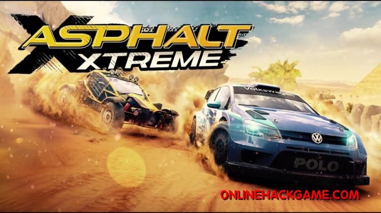 Asphalt Xtreme Rally Racing Hack Cheats Unlimited Tokens
