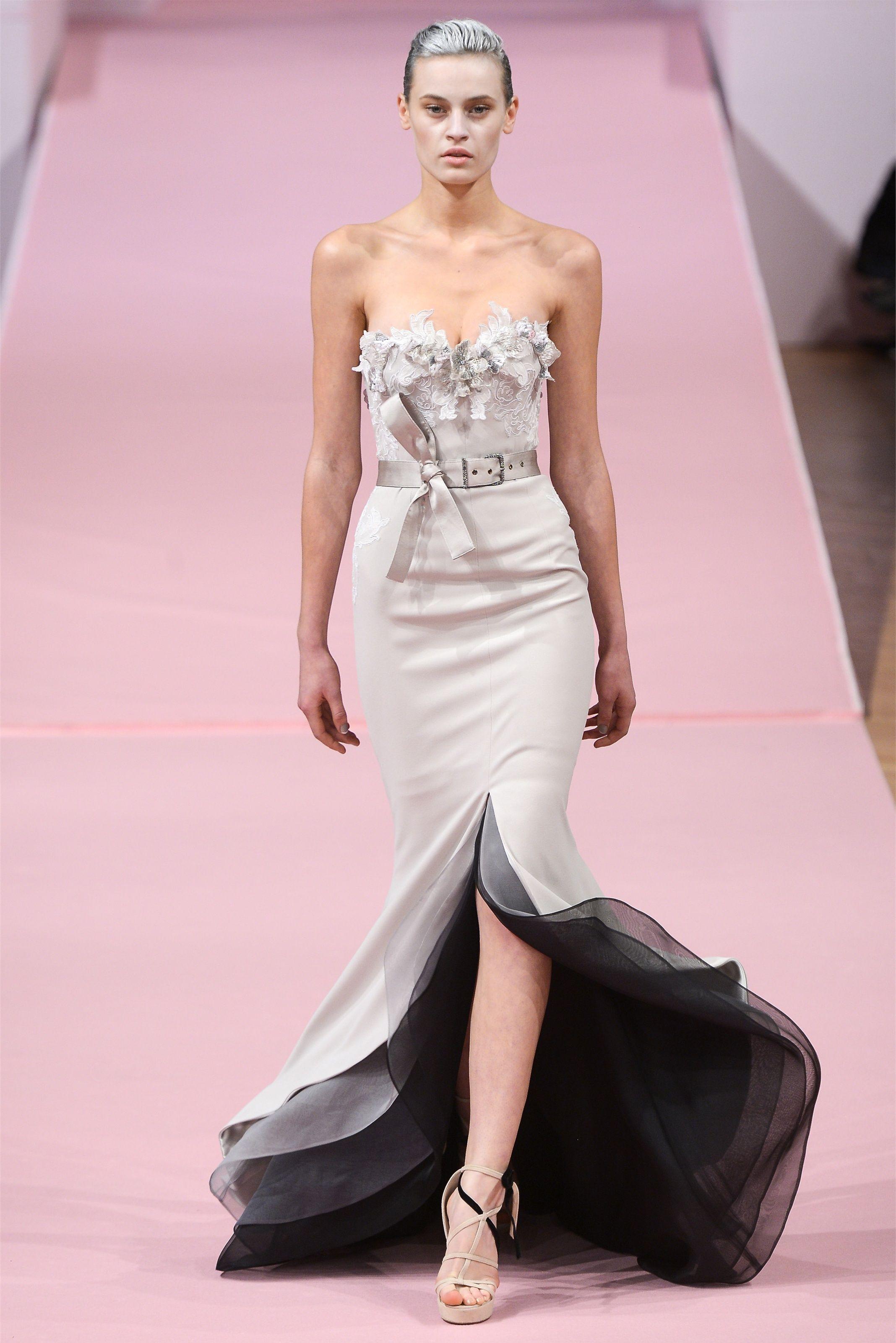 Sfilata Alexis Mabille Paris - Alta Moda Primavera Estate 2013 ...