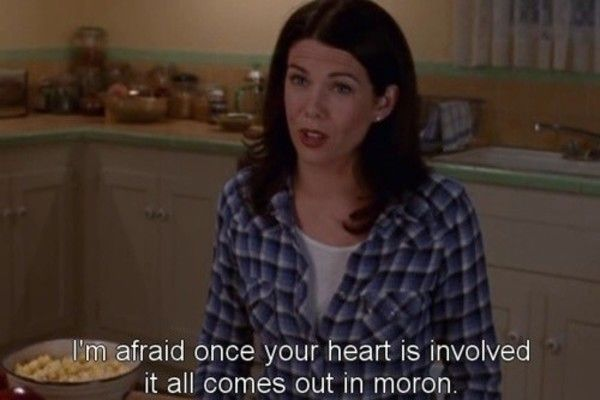 Which Lorelai Gilmore Quote Do You Need to Hear Today ...