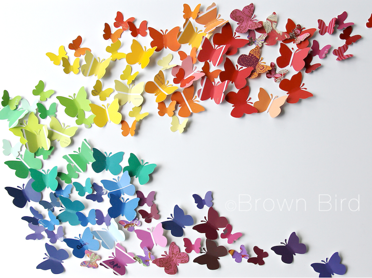 Use The Feng Shui Symbol Of Butterflies In Your Home New Home