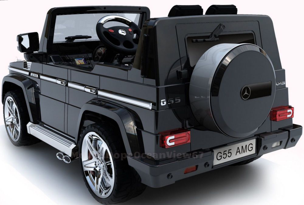 New Range Rover Sx Style Power Wheels Battery Powered