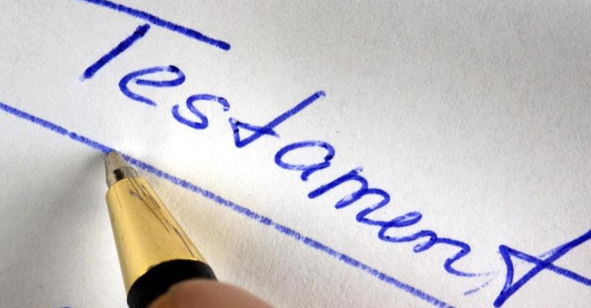 Nachricht: Richtig vererben - Auch für kinderlose Paare ist ein Testament sinnvoll - http://ift.tt/2tsT99S #nachricht