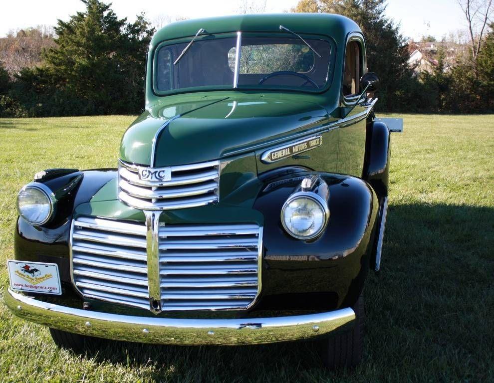 1941 Gmc 100 1 2 Ton Pickup Truck For Sale 1720700 Gmc Pickup Trucks Pickup Trucks For Sale