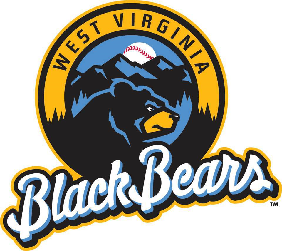 d555befe89c West Virginia Black Bears | Sports Logos | Minor league baseball ...