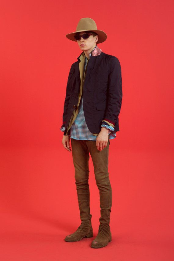 UNDERCOVER – Spring/Summer 2015 Collection