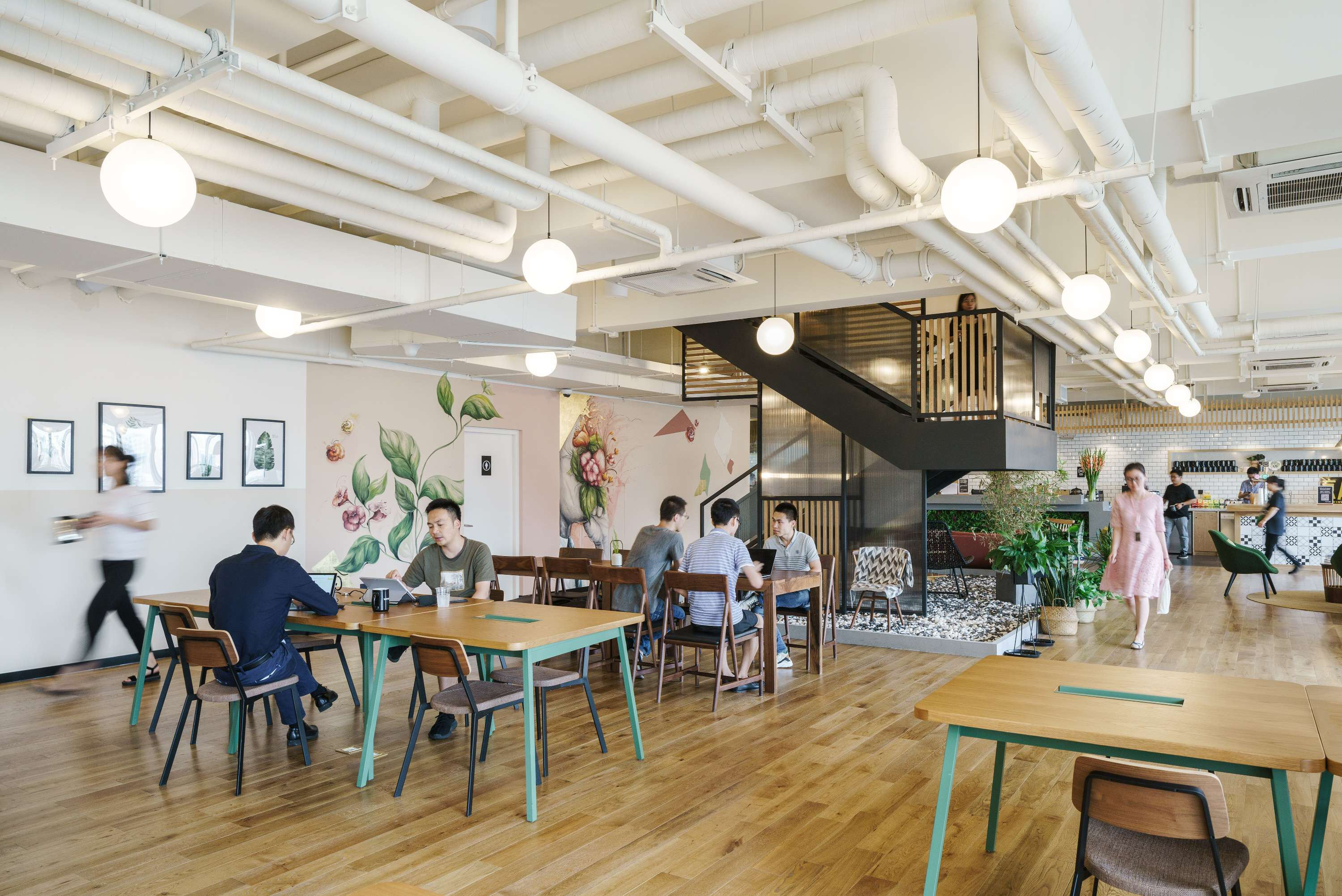 Wework Marylebone Available Now Through Findaservicedoffice Com Prices Starting From Private Office 1 080 Mo Flexible Work Space Coworking Interior Design