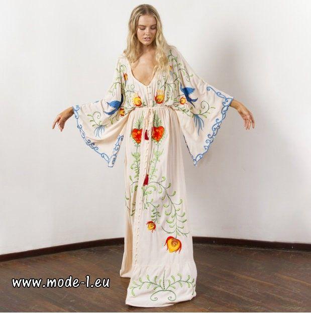 Pin auf Boho & Vintage 2020 Mode Boho Kleider Online