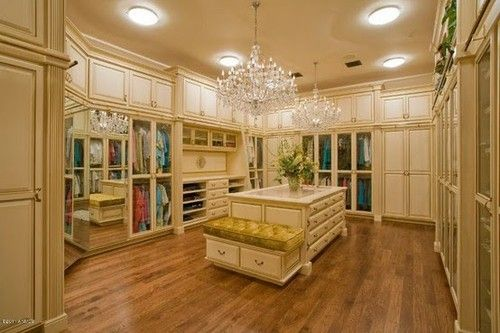 Dream closet - but with carpet, so i could roll around reveling in my hysteric bliss
