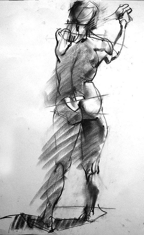 gesture012.jpg   FIGURATIVE   Pinterest   Anatomía, Figuras humanas ...