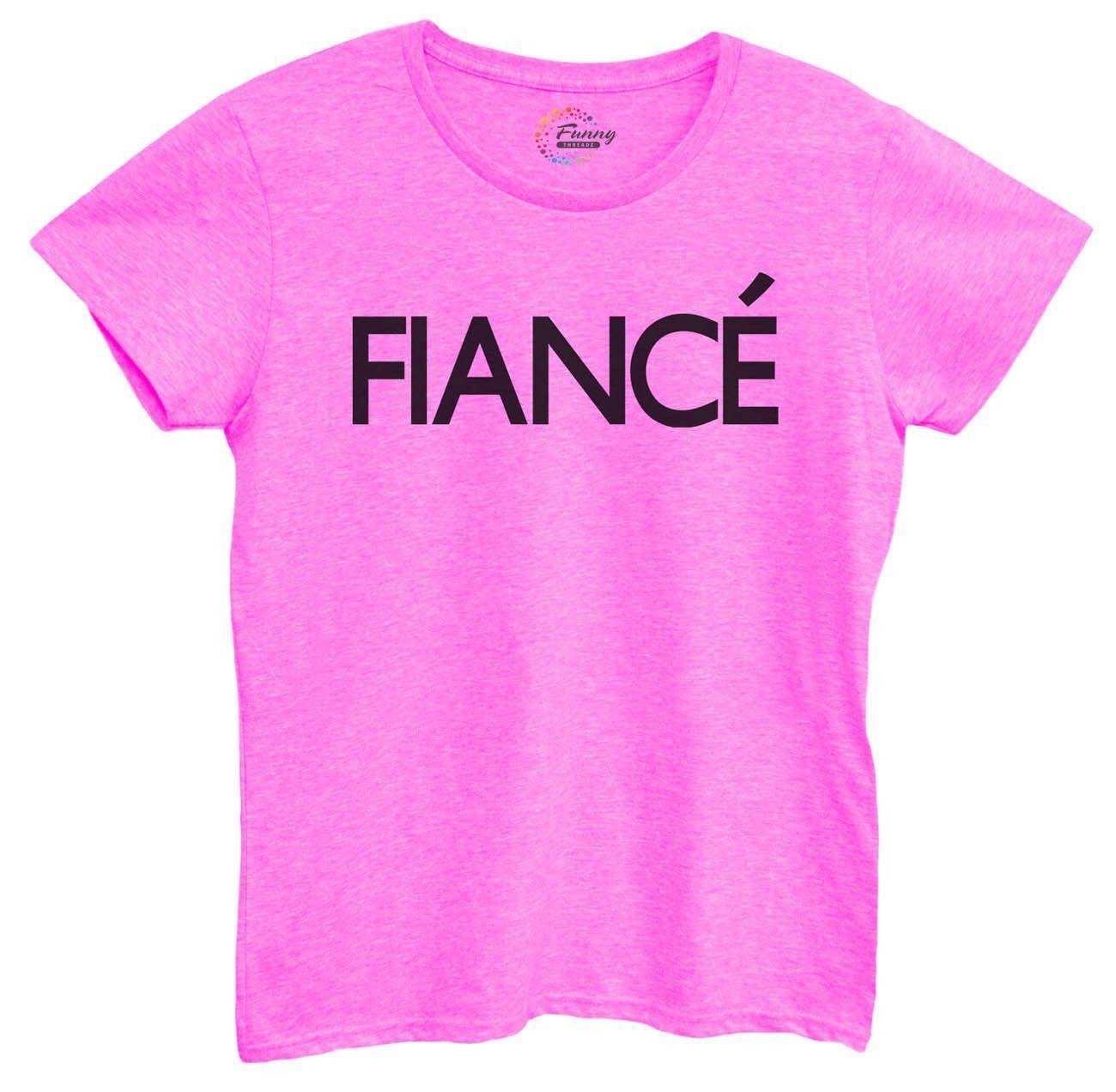 Womens Fiance Tshirt