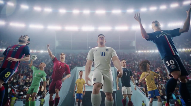 Bangladesh Imaginativo himno Nacional  Ad of the Day: Nike's 5-Minute Animated World Cup Film Has Humans  Everywhere Cheering   Nike football, Soccer, Football