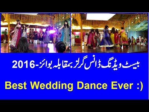 Best Wedding Dance Ever Boys Girls On Various Bolly Wood Songs