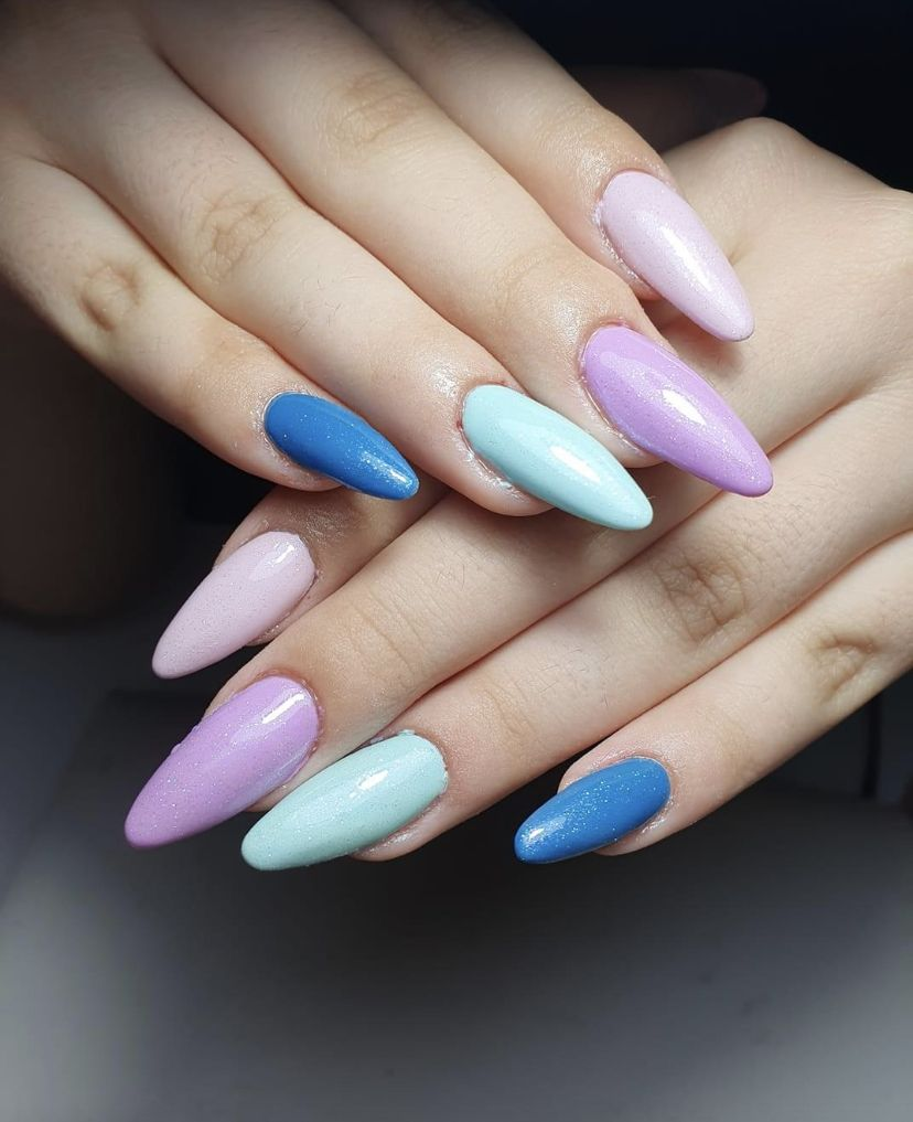 Pin by Ali Levine on Summer 2019 Nail Colors | Nail colors