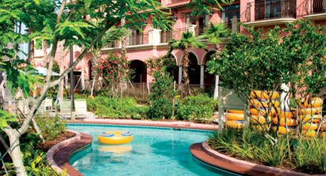 Wyndham Bonnet Creek Orlando - Can't wait to spend a few days in the lazy river!