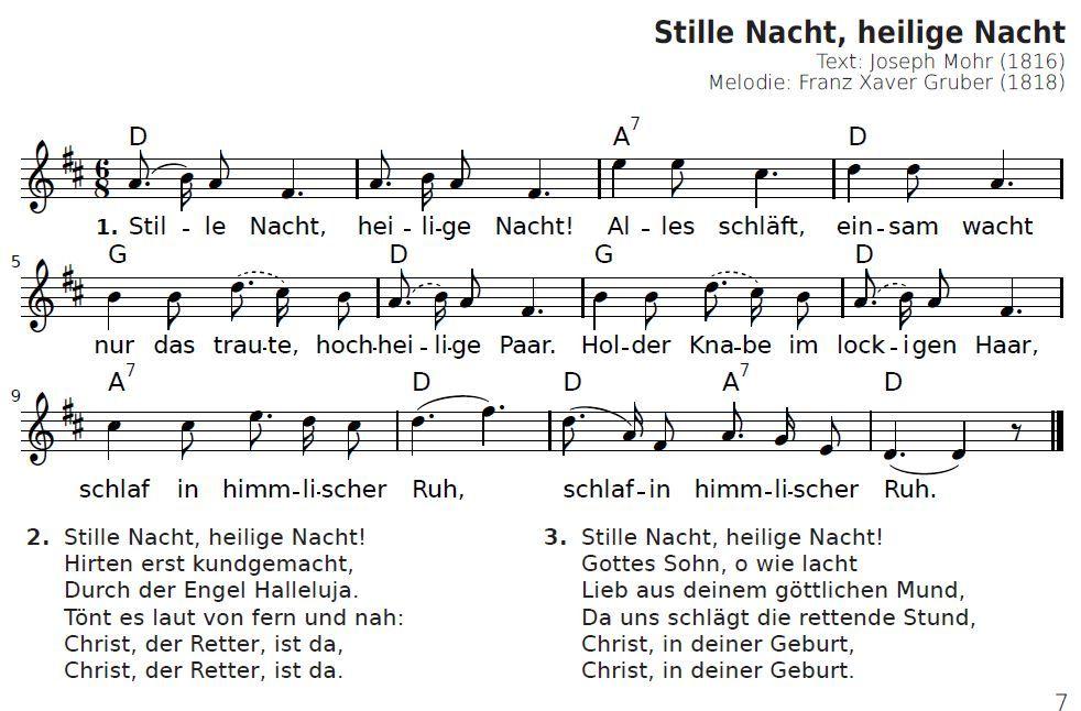 weihnachtslieder gitarre noten - Google-Suche | Lieder Gitarre ...