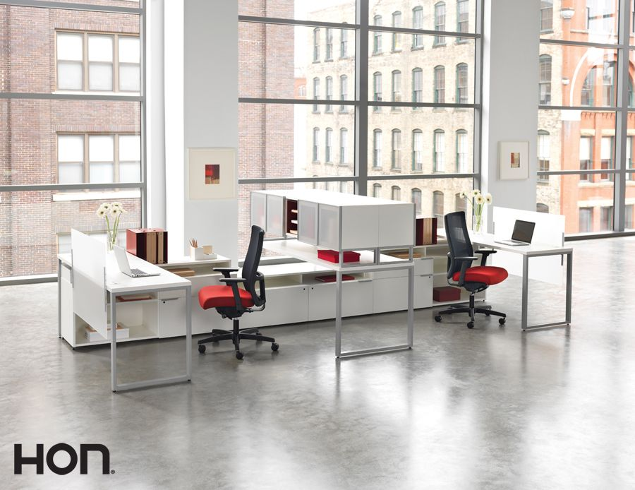 Hon Voi Benching Hon Office Furniture Pinterest Hon Office