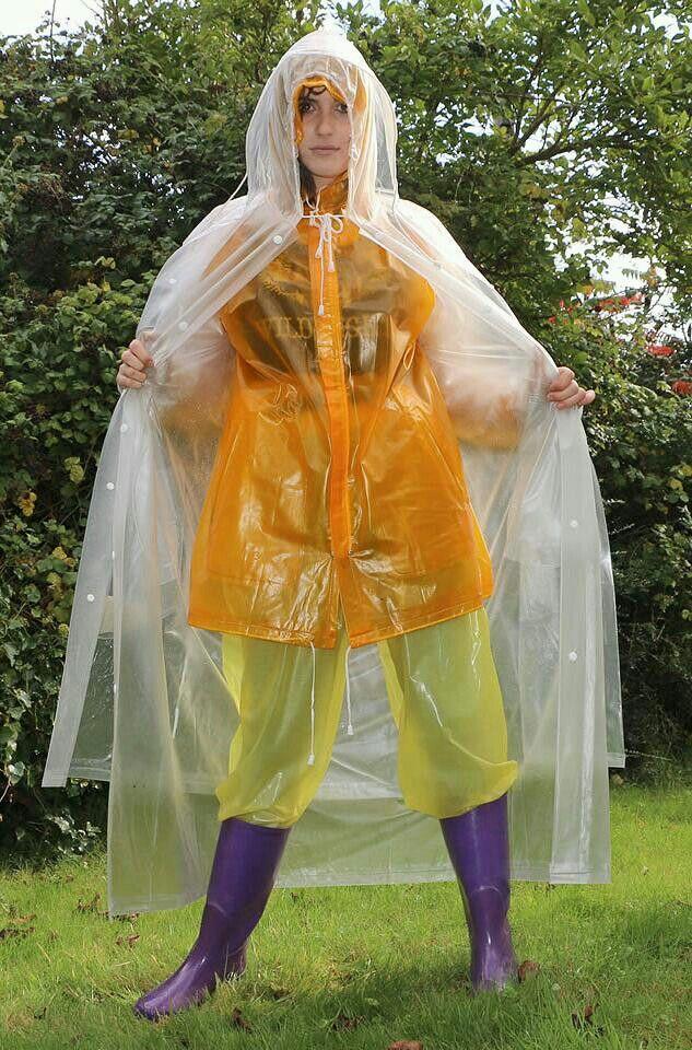 Multi Plastic 2 Or More Macks Pinterest Raincoat