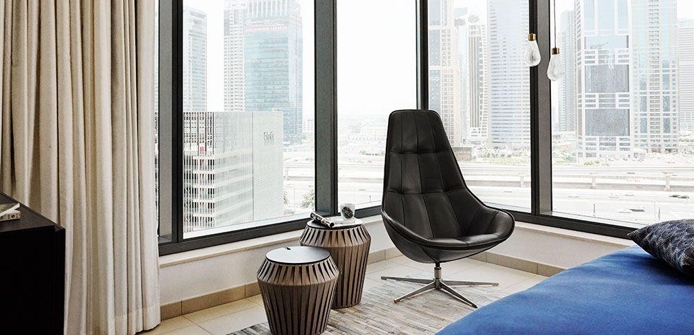 El apartamento en la marina de Dubái - visita el apartamento de BoConcept en Dubái.
