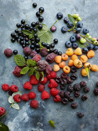 Food still life photography -Berries | Marcus Nilsson