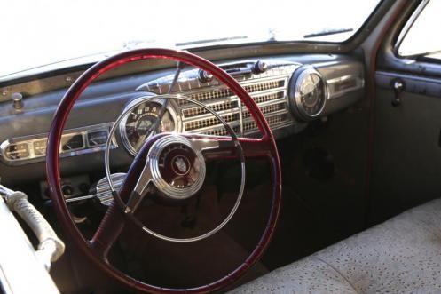 Lincoln Club Coupe 1946 Derelict Icon Cars Trucks And Bikes