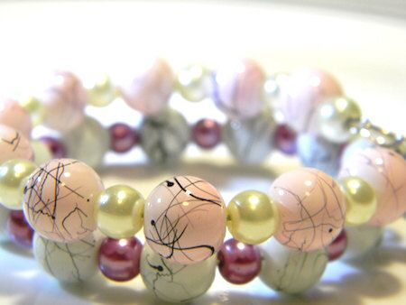 Easter jewelry by OrinStyles on Etsy, $13.00