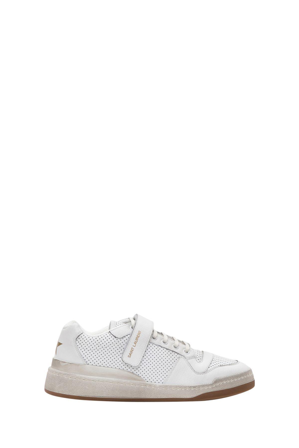 Saint Laurent Travis Sneaker In Used