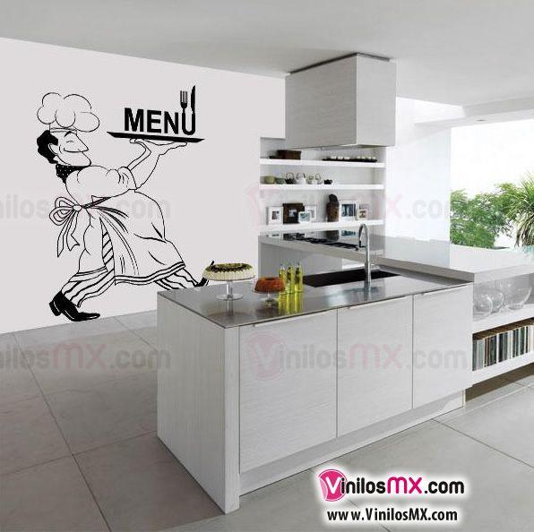 Cocinas cocina 30 vinilos decorativos for Programa para disenar cocinas integrales en linea