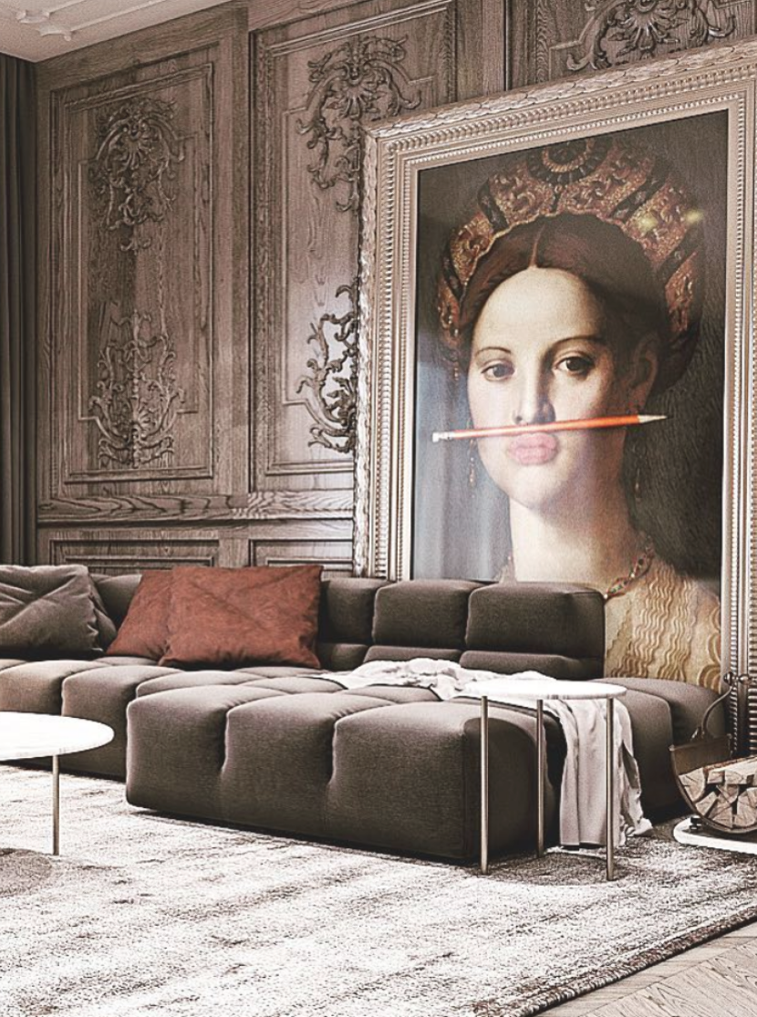 Modern boho home interiors and design ideas from the best in condos, penthouses and architecture. Plus the finest in home decor and products. #luxury #interiordesign #modernhomedecor #midcenturylighting #uniquedesignideas #homedecor #interiordesignideas #livingroomdesign #livingroomideas #modernlivingroom