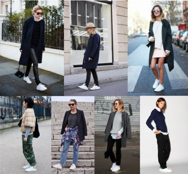 Stan Smith Adidas Street Style