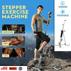 Vertical Climber Stepper Machine Heavy-duty Exercise Climbing Fitness LCD 440lb #Fitness