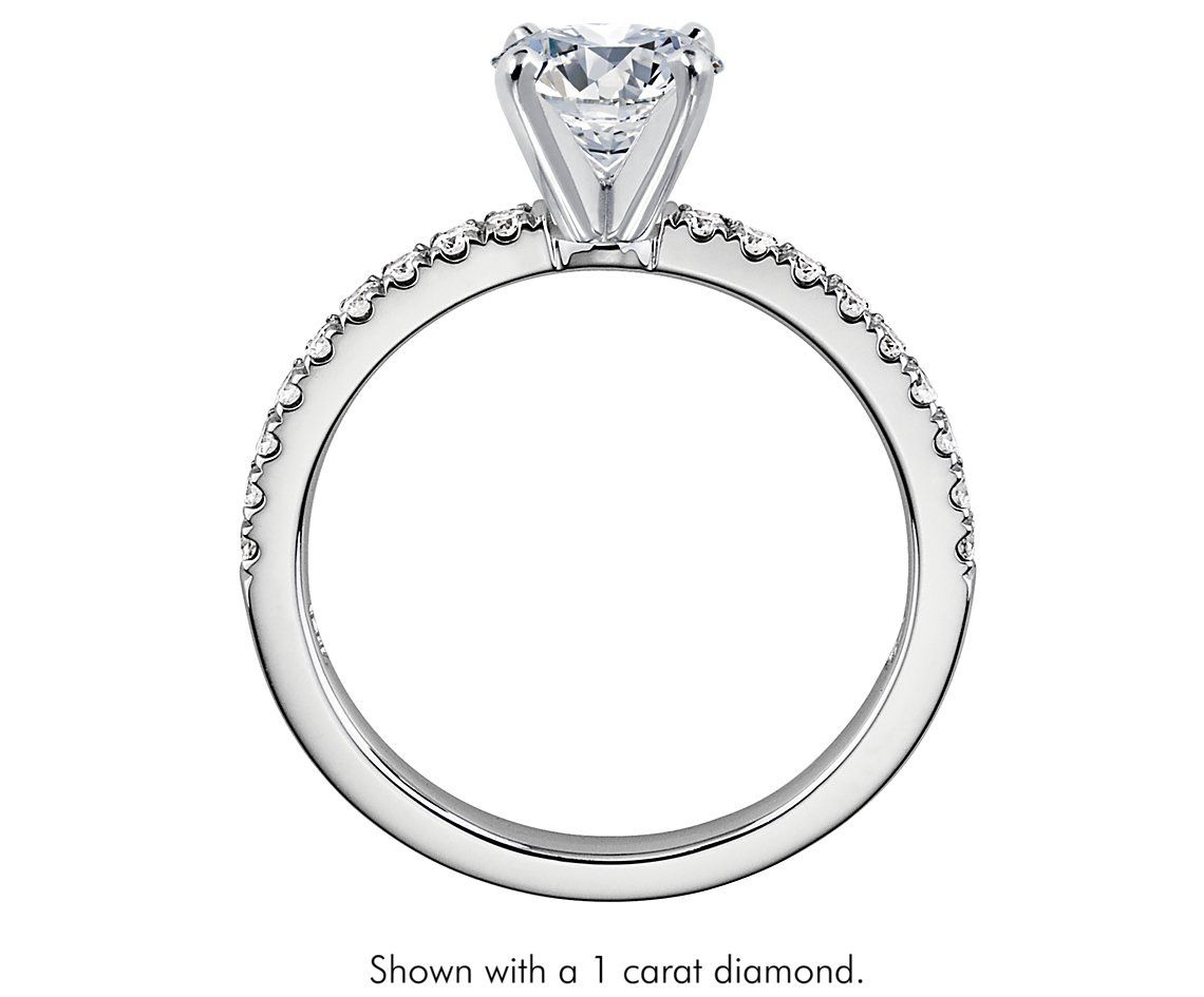 Build Your Own Ring - Design Your Own Diamond Ring - Blue Nile