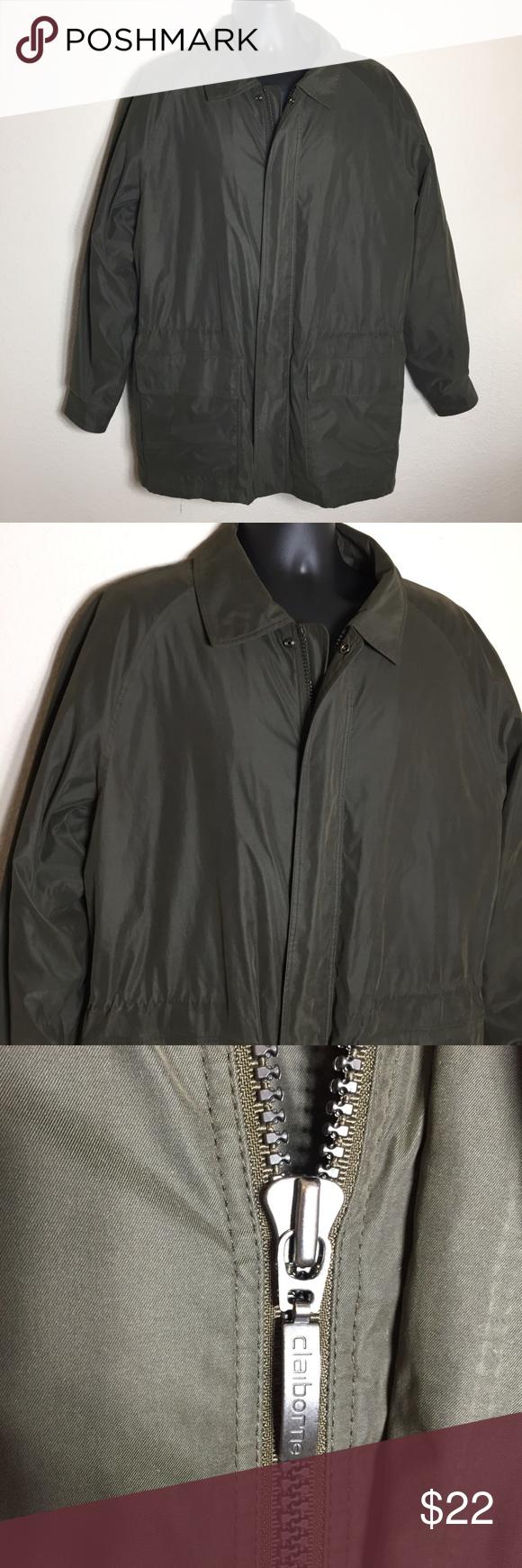 Claiborne Outerwear Men S Jacket Fashion Clothes Design Fashion Design [ 1740 x 580 Pixel ]