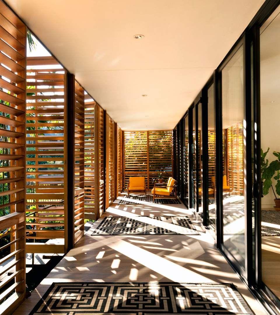 Brillhart House Miami en 2019  casa mia  Arquitectura