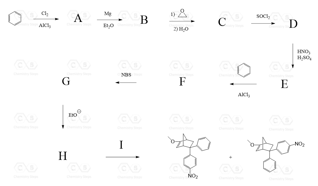 Pin On Multistep Organic Synthesis Practice Problems